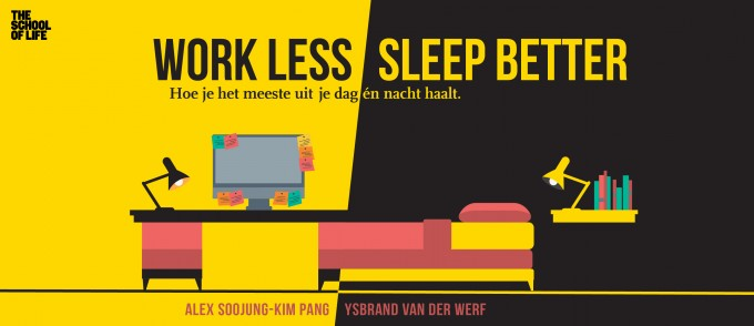 The School Of Life Special: Work Less - Sleep Better