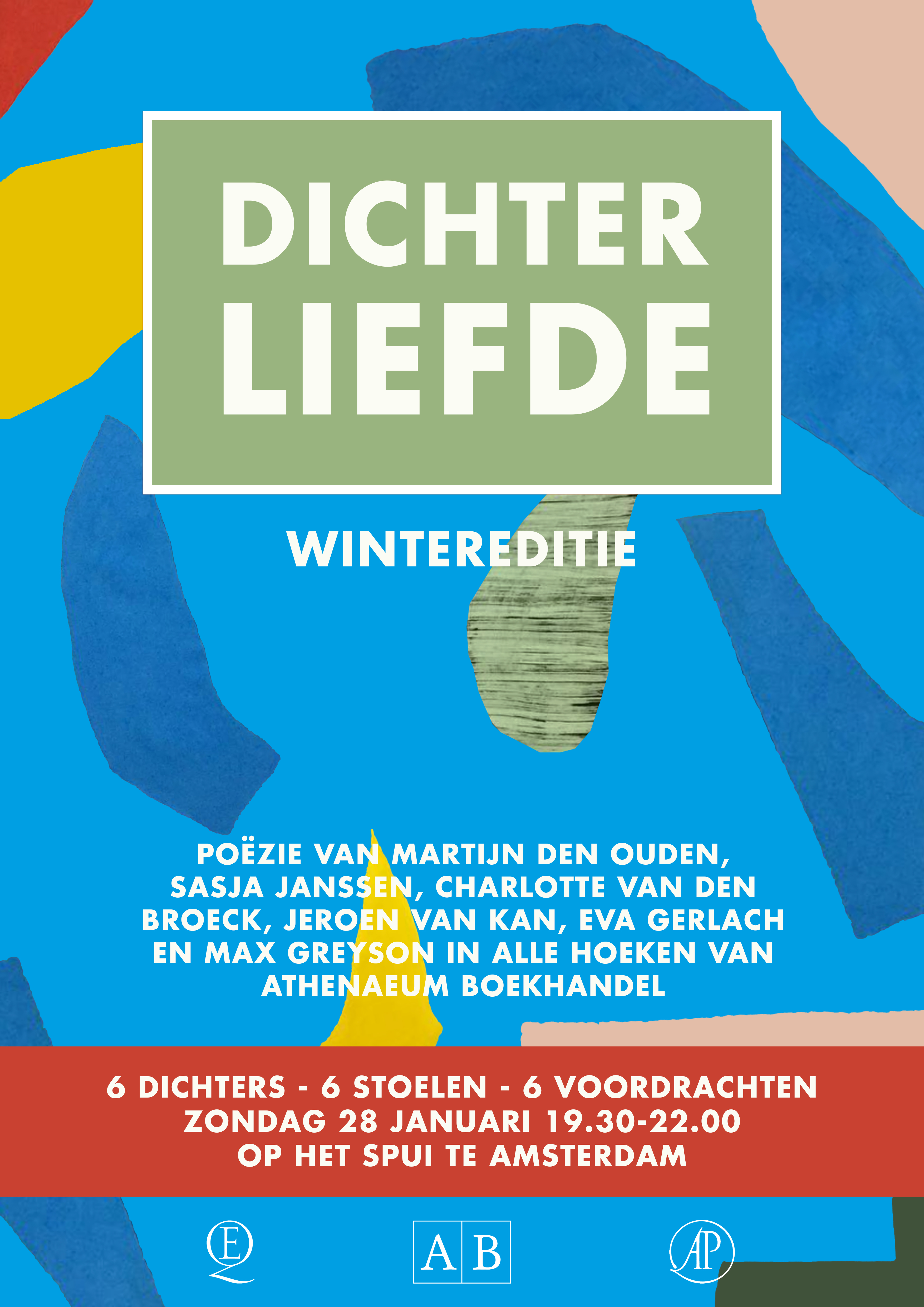 Dichterliefde: de wintereditie