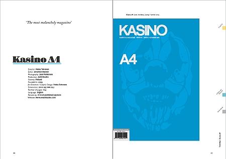 kasino a4